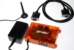 Gemalto Penta Band 3G Industrial EHS6T USB/RS232 Starter Kit.